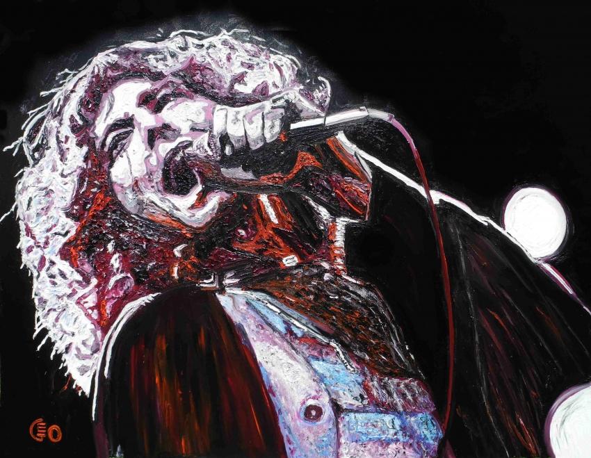 Robert Plant by GEO1965